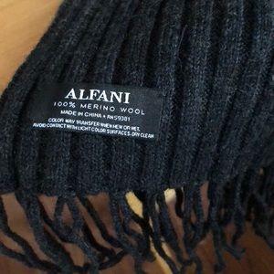 New 100% Merino wool scarf.